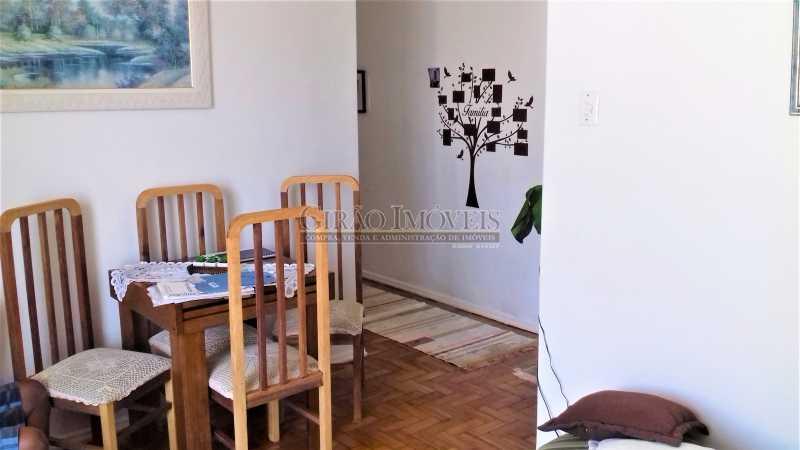 sala plano 2 - Apartamento à venda Rua Benjamim Constant,Glória, Rio de Janeiro - R$ 460.000 - GIAP00045 - 4