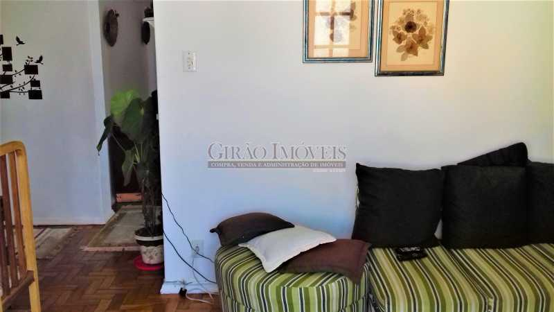 sala plano 3 - Apartamento à venda Rua Benjamim Constant,Glória, Rio de Janeiro - R$ 460.000 - GIAP00045 - 5