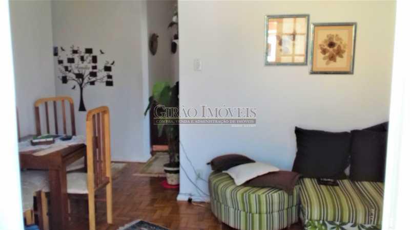 sala - Apartamento à venda Rua Benjamim Constant,Glória, Rio de Janeiro - R$ 460.000 - GIAP00045 - 6
