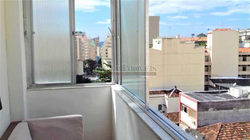vista 1 - Apartamento à venda Rua Benjamim Constant,Glória, Rio de Janeiro - R$ 460.000 - GIAP00045 - 19