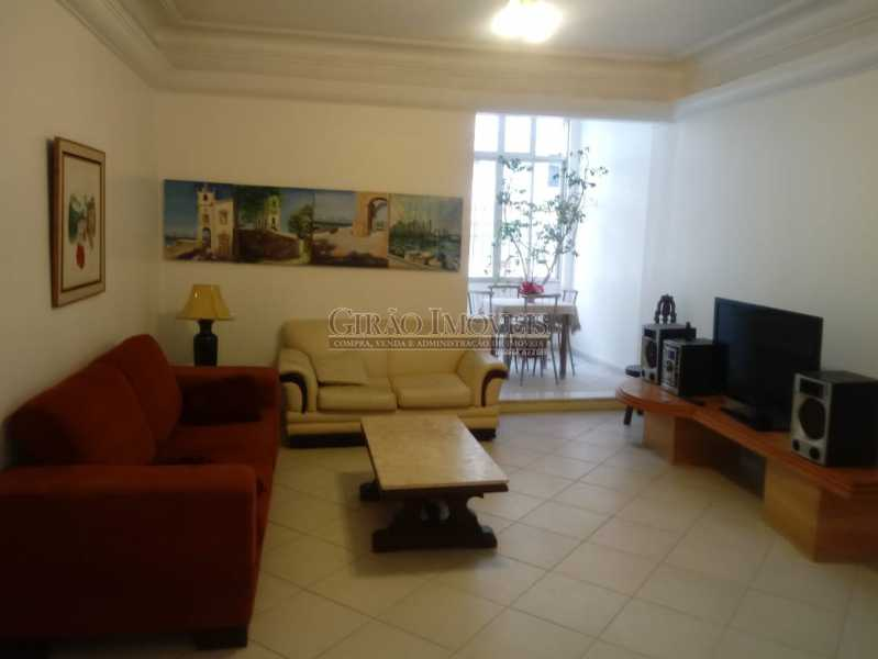 1 - Apartamento Para Alugar - Copacabana - Rio de Janeiro - RJ - GIAP30963 - 1