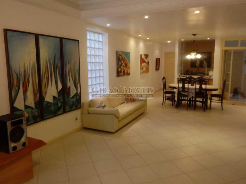 2 - Apartamento Para Alugar - Copacabana - Rio de Janeiro - RJ - GIAP30963 - 3
