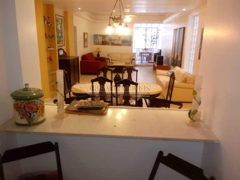 5 - Apartamento Para Alugar - Copacabana - Rio de Janeiro - RJ - GIAP30963 - 6