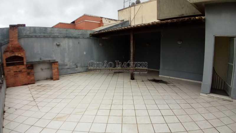 4 - Cobertura à venda Rua Desembargador Paulo Alonso,Recreio dos Bandeirantes, Rio de Janeiro - R$ 650.000 - GICO20025 - 5