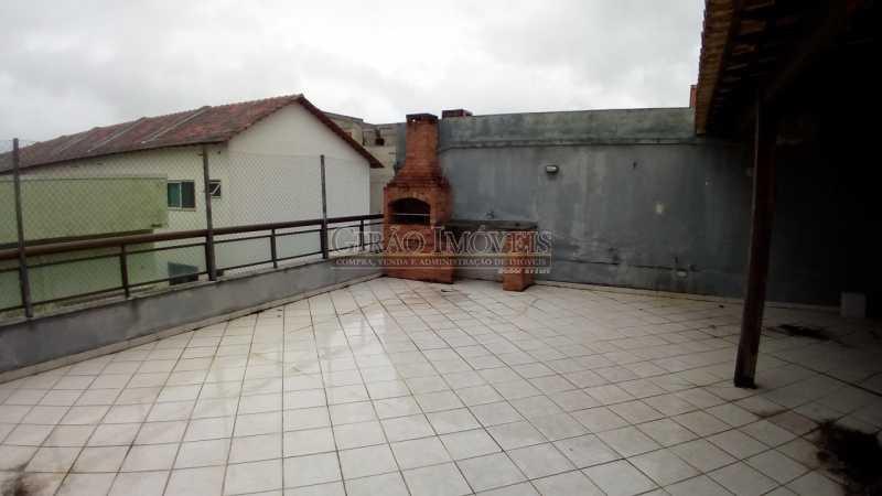 5 - Cobertura à venda Rua Desembargador Paulo Alonso,Recreio dos Bandeirantes, Rio de Janeiro - R$ 650.000 - GICO20025 - 6