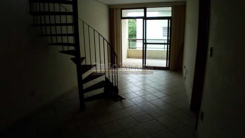 7a - Cobertura à venda Rua Desembargador Paulo Alonso,Recreio dos Bandeirantes, Rio de Janeiro - R$ 650.000 - GICO20025 - 11