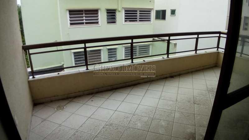 8 - Cobertura à venda Rua Desembargador Paulo Alonso,Recreio dos Bandeirantes, Rio de Janeiro - R$ 650.000 - GICO20025 - 1