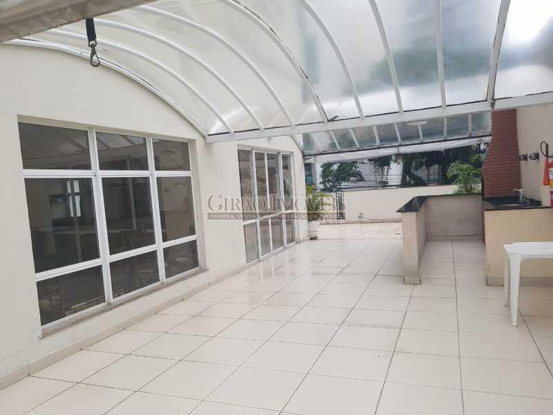 b21cb24e-e597-4aed-abe3-1c42d1 - Edificio lazer completo próximo a Estação Metro Botafogo - GIAP20879 - 21