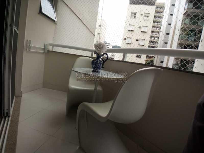 e6e0dae6-4f13-4857-af6e-c9da68 - Edificio lazer completo próximo a Estação Metro Botafogo - GIAP20879 - 29