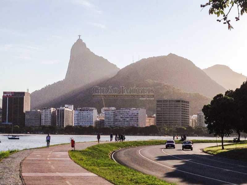 Enseada de Botafogo em frente - Apartamento 3 quartos à venda Flamengo, Rio de Janeiro - R$ 2.200.000 - GIAP31000 - 26