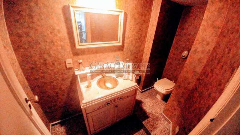 Lavabo intimo  - Apartamento 3 quartos à venda Flamengo, Rio de Janeiro - R$ 2.200.000 - GIAP31000 - 5