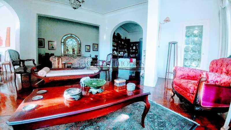Visão baixa ambientes sala - Apartamento 3 quartos à venda Flamengo, Rio de Janeiro - R$ 2.200.000 - GIAP31000 - 4