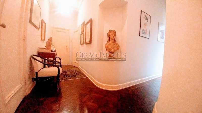 circulação interna - Apartamento 3 quartos à venda Flamengo, Rio de Janeiro - R$ 2.200.000 - GIAP31000 - 6