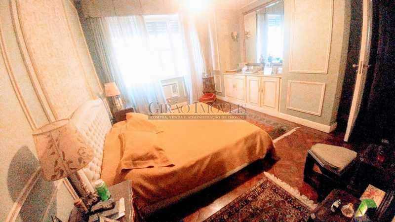 Quarto suite - Apartamento 3 quartos à venda Flamengo, Rio de Janeiro - R$ 2.200.000 - GIAP31000 - 12