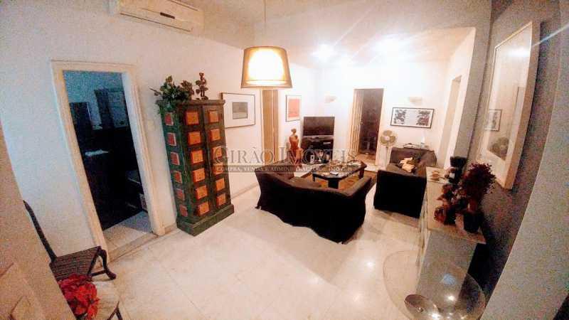Sala intima - Apartamento 3 quartos à venda Flamengo, Rio de Janeiro - R$ 2.200.000 - GIAP31000 - 18