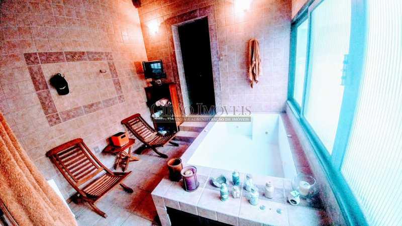 Espaço hidromassagem - Apartamento 3 quartos à venda Flamengo, Rio de Janeiro - R$ 2.200.000 - GIAP31000 - 22