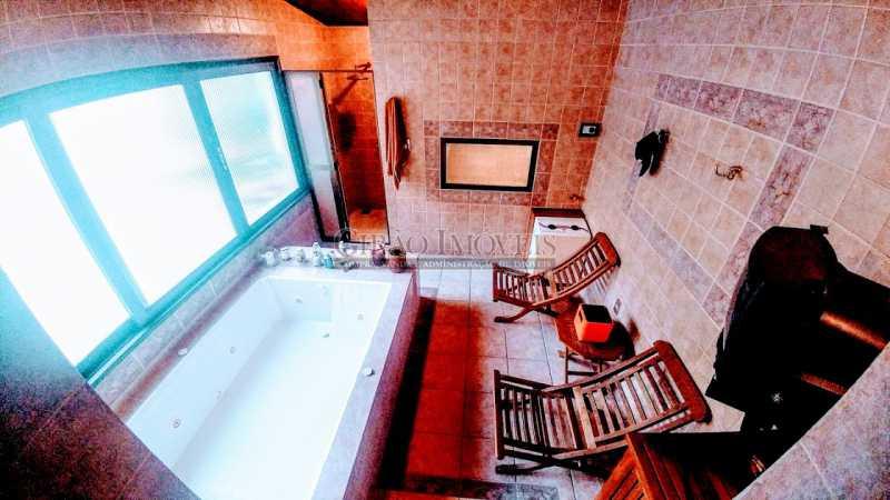Espaço hidromassagem - Apartamento 3 quartos à venda Flamengo, Rio de Janeiro - R$ 2.200.000 - GIAP31000 - 23