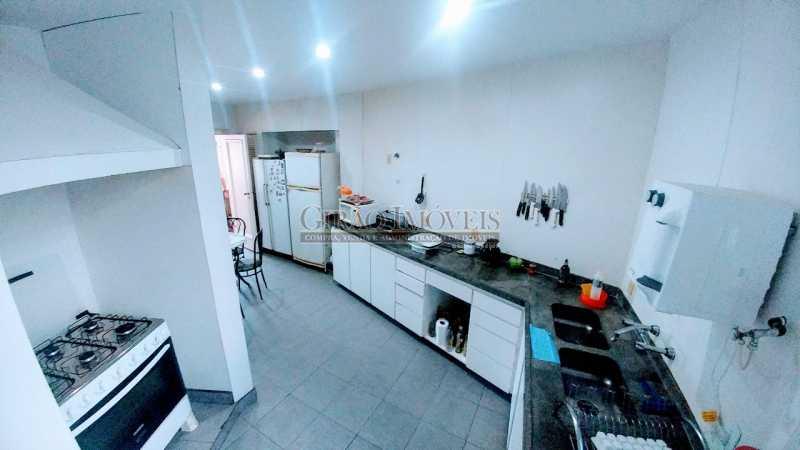 Cozinha - Apartamento 3 quartos à venda Flamengo, Rio de Janeiro - R$ 2.200.000 - GIAP31000 - 14