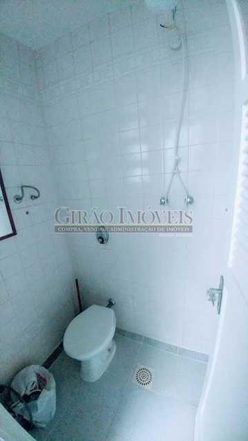 Banheiro de serviço - Apartamento 3 quartos à venda Flamengo, Rio de Janeiro - R$ 2.200.000 - GIAP31000 - 17