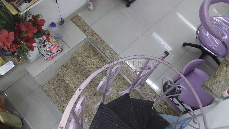 6 - Loja 37m² à venda Rua Leopoldo Miguez,Copacabana, Rio de Janeiro - R$ 550.000 - GILJ00042 - 7