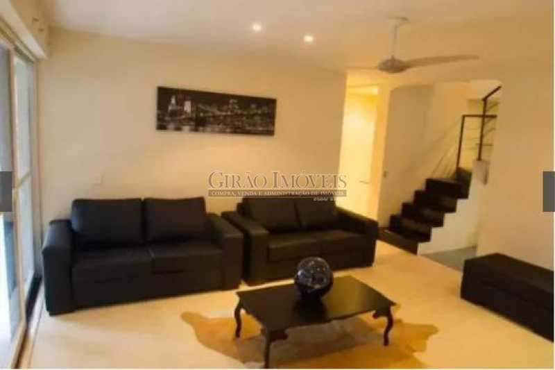 unnamed 15 1 - Cobertura 4 quartos à venda Gávea, Rio de Janeiro - R$ 2.600.000 - GICO40060 - 1