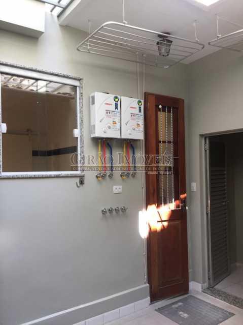 cb2e2216-161c-4b91-addb-f6a340 - Apartamento Para Alugar - Humaitá - Rio de Janeiro - RJ - GIAP20915 - 23