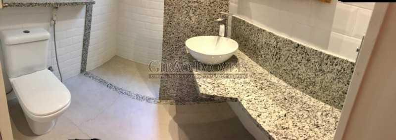 a - Apartamento Para Alugar - Humaitá - Rio de Janeiro - RJ - GIAP20915 - 24