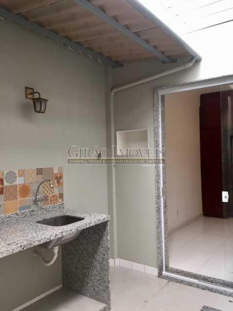 b - Apartamento Para Alugar - Humaitá - Rio de Janeiro - RJ - GIAP20915 - 25