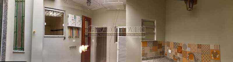 g - Apartamento Para Alugar - Humaitá - Rio de Janeiro - RJ - GIAP20915 - 30