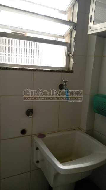 8 - Apartamento Para Alugar - Copacabana - Rio de Janeiro - RJ - GIAP10528 - 9