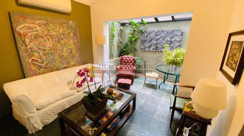 WhatsApp Image 2021-06-30 at 1 - Casa em Condomínio 3 quartos à venda Humaitá, Rio de Janeiro - R$ 2.700.000 - GICN30008 - 1
