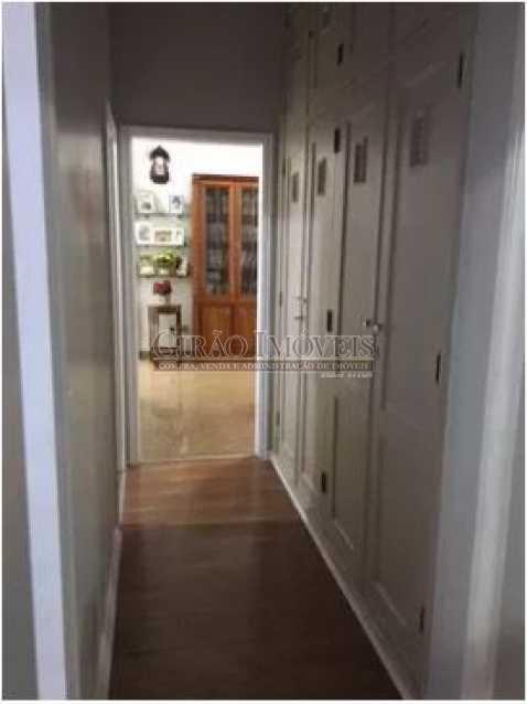 CIRCULAÇÃO, - Apartamento 3 quartos à venda Flamengo, Rio de Janeiro - R$ 1.150.000 - GIAP31072 - 10