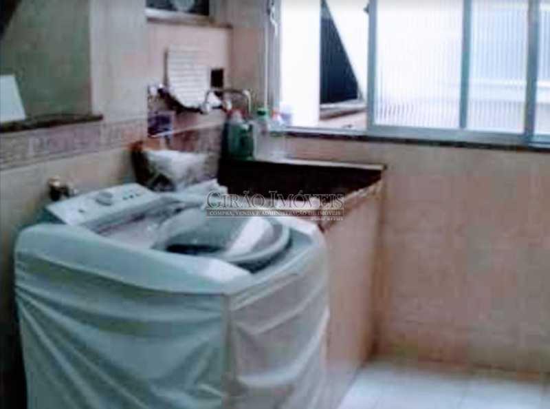 ÁREA - Apartamento 3 quartos à venda Flamengo, Rio de Janeiro - R$ 1.150.000 - GIAP31072 - 16