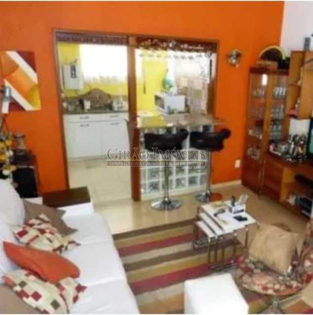SALA - Apartamento 3 quartos à venda Humaitá, Rio de Janeiro - R$ 850.000 - GIAP31075 - 5