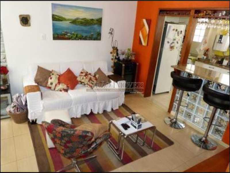 SALA, - Apartamento 3 quartos à venda Humaitá, Rio de Janeiro - R$ 850.000 - GIAP31075 - 1