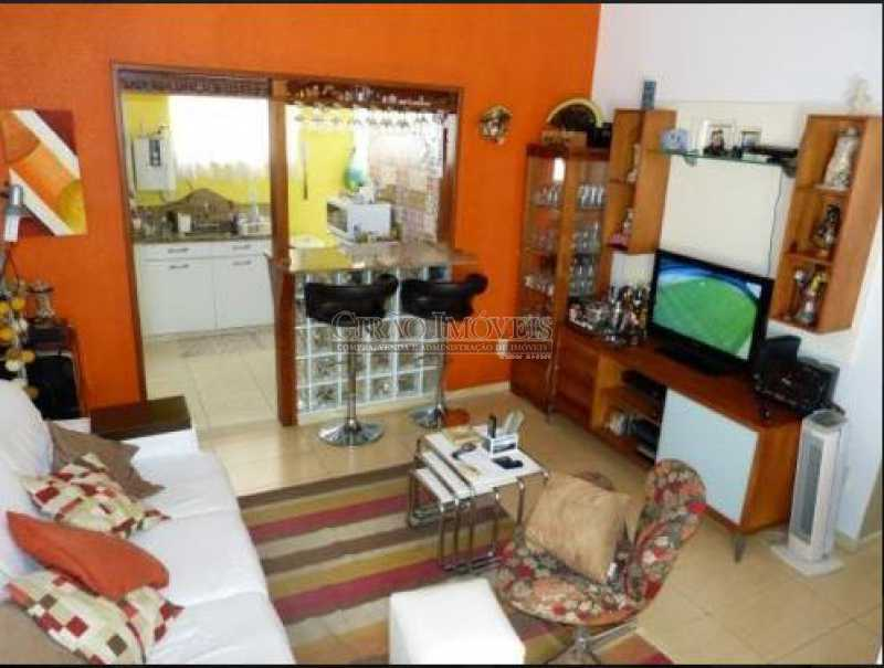 SALA; - Apartamento 3 quartos à venda Humaitá, Rio de Janeiro - R$ 850.000 - GIAP31075 - 4