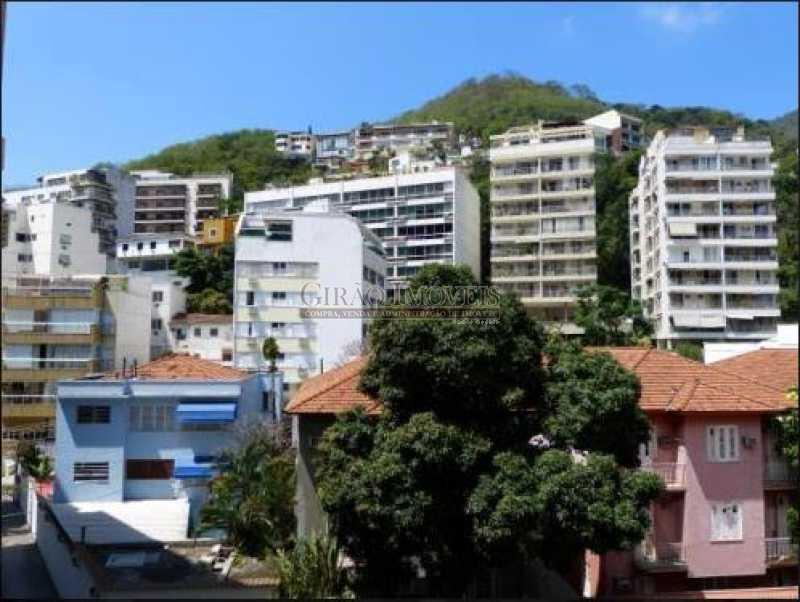 VISTA - Apartamento 3 quartos à venda Humaitá, Rio de Janeiro - R$ 850.000 - GIAP31075 - 3
