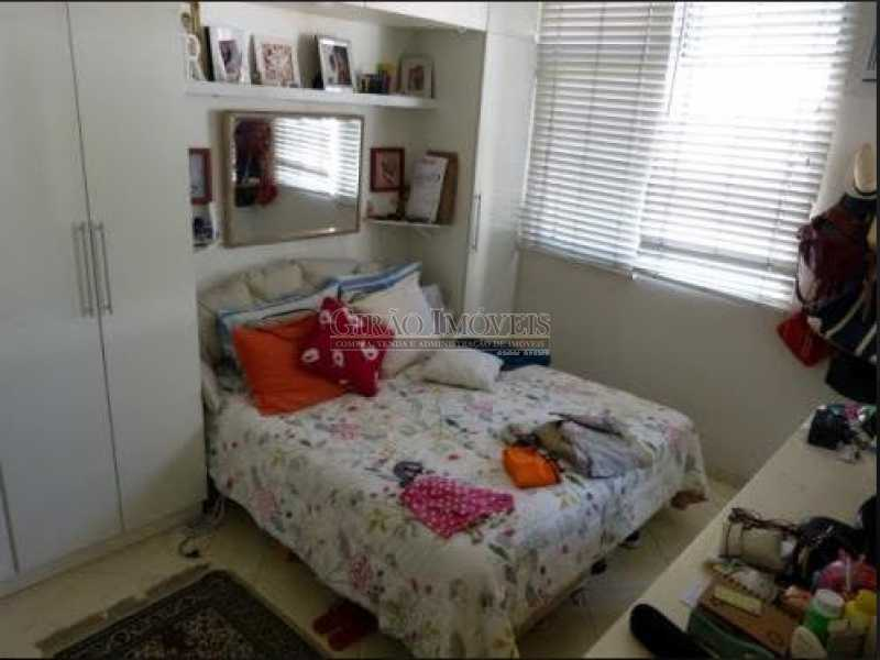 QUARTO 1 - Apartamento 3 quartos à venda Humaitá, Rio de Janeiro - R$ 850.000 - GIAP31075 - 6