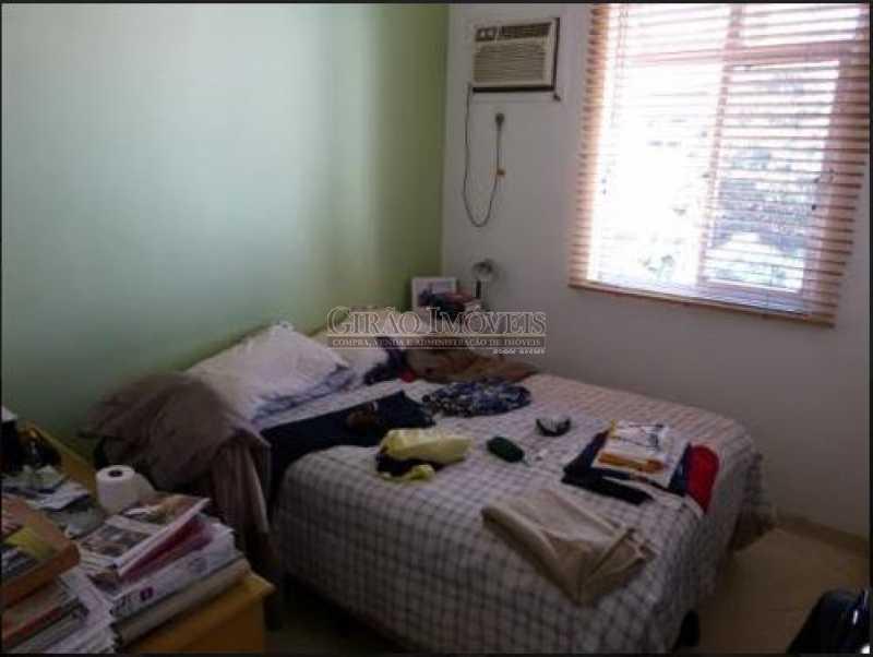 QUARTO 2 - Apartamento 3 quartos à venda Humaitá, Rio de Janeiro - R$ 850.000 - GIAP31075 - 10