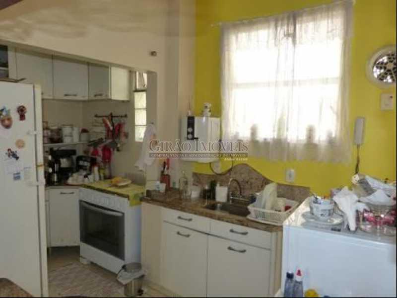 COZINHA, - Apartamento 3 quartos à venda Humaitá, Rio de Janeiro - R$ 850.000 - GIAP31075 - 12