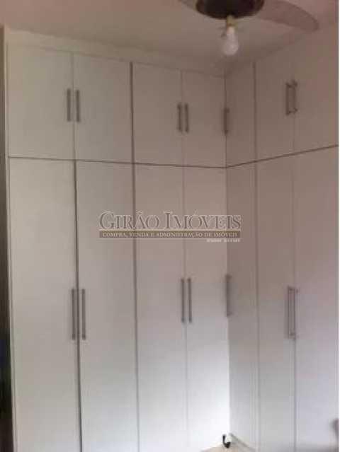 QUARTO 3 - Apartamento 3 quartos à venda Humaitá, Rio de Janeiro - R$ 850.000 - GIAP31075 - 9
