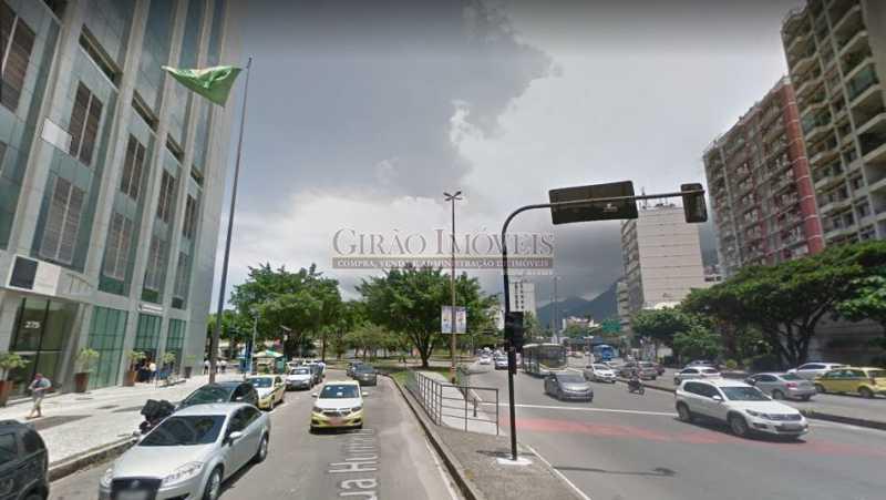 rua - Apartamento 3 quartos à venda Humaitá, Rio de Janeiro - R$ 850.000 - GIAP31075 - 19