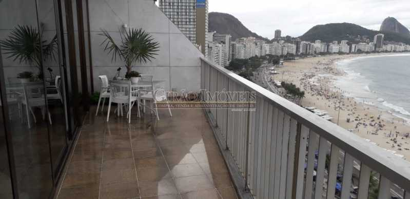 ec41ecfa-9979-4963-9915-44a1b3 - Cobertura À Venda - Copacabana - Rio de Janeiro - RJ - GICO40062 - 17