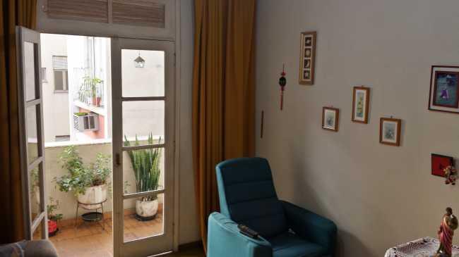 2-Sala - Apartamento Laranjeiras,Rio de Janeiro,RJ À Venda,2 Quartos,70m² - GIAP20095 - 3