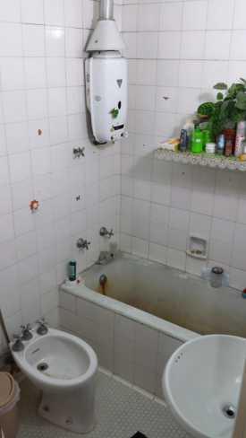 11-Banheiro - Apartamento Laranjeiras,Rio de Janeiro,RJ À Venda,2 Quartos,70m² - GIAP20095 - 12