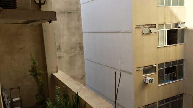4-Vista da Varanda - Apartamento Laranjeiras,Rio de Janeiro,RJ À Venda,2 Quartos,70m² - GIAP20095 - 19