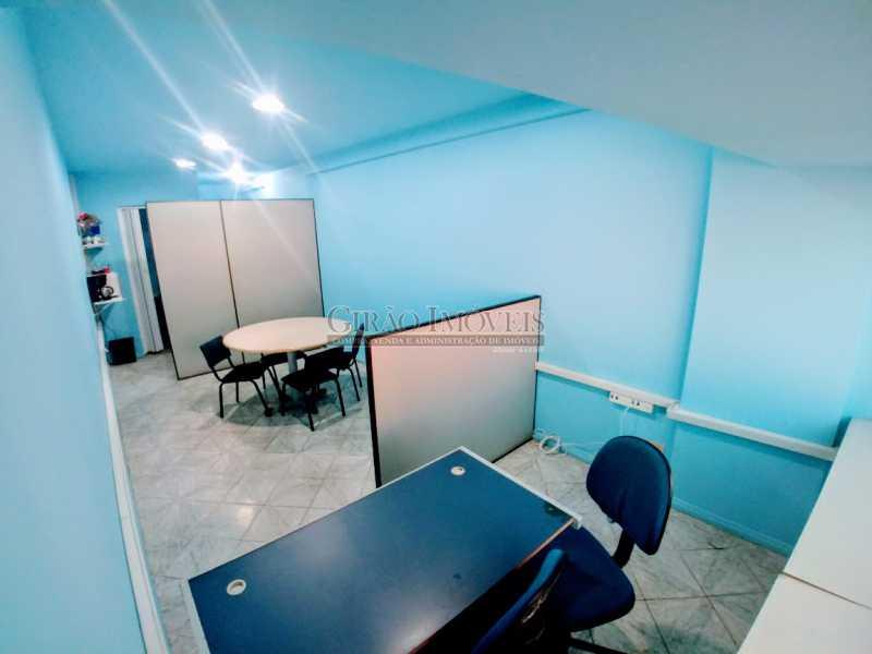20190603_115416 - Sala Comercial 30m² à venda Rua da Alfândega,Centro, Rio de Janeiro - R$ 110.000 - GISL00080 - 1