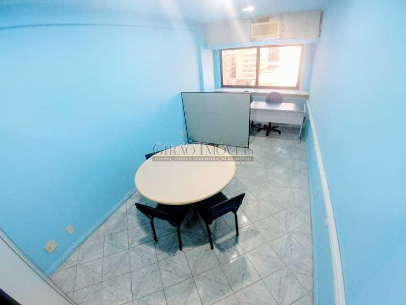 20190603_115352 - Sala Comercial 30m² à venda Rua da Alfândega,Centro, Rio de Janeiro - R$ 110.000 - GISL00080 - 9