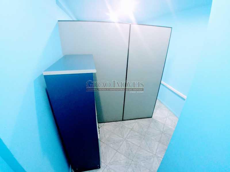20190603_115335 - Sala Comercial 30m² à venda Rua da Alfândega,Centro, Rio de Janeiro - R$ 110.000 - GISL00080 - 15