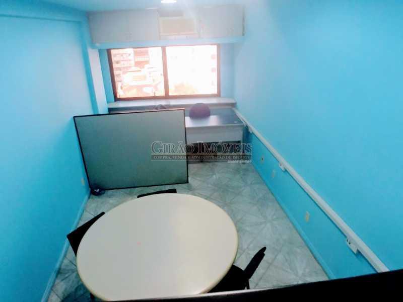 20190603_115521 - Sala Comercial 30m² à venda Rua da Alfândega,Centro, Rio de Janeiro - R$ 110.000 - GISL00080 - 12